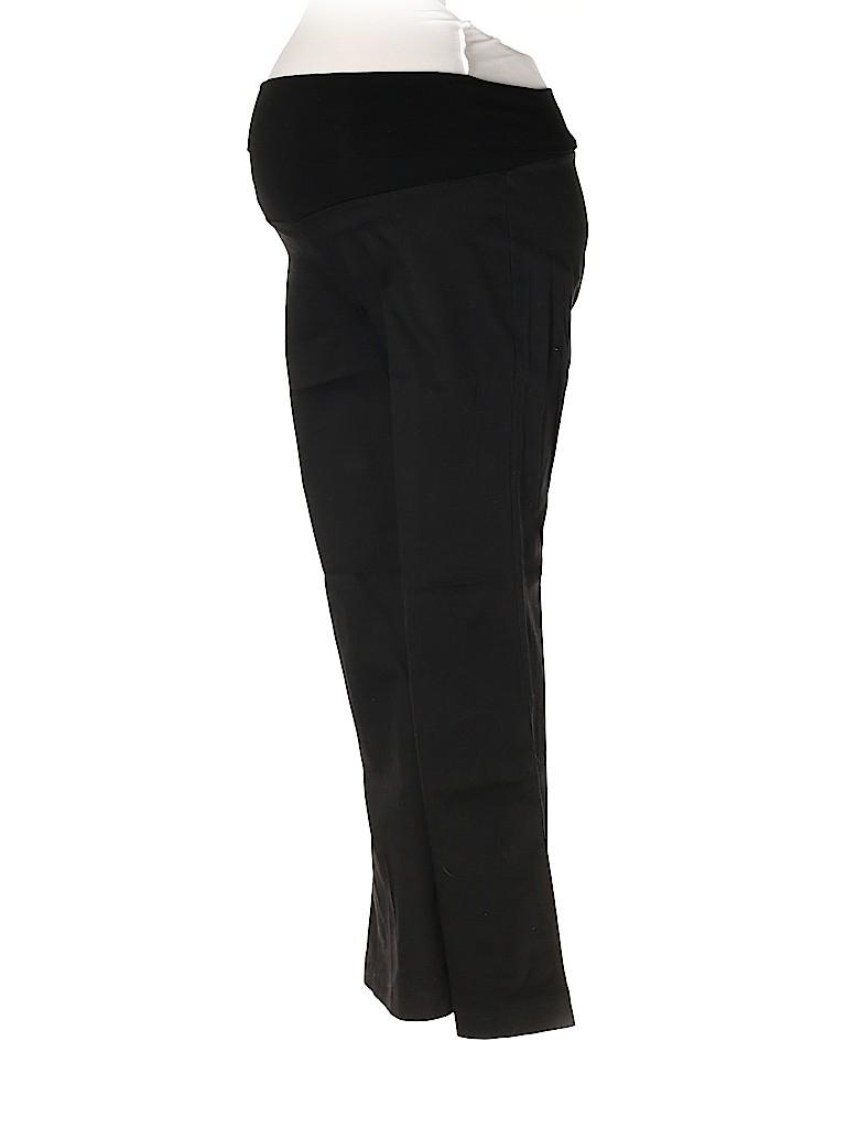 Olian Women Casual Pants Size M (Maternity)