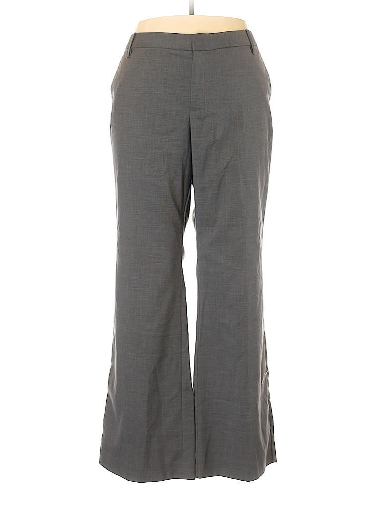 Gap Outlet Women Dress Pants Size 16