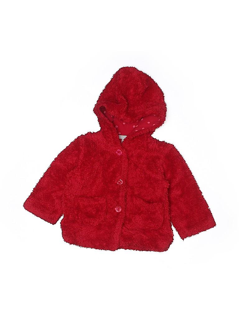 Pumpkin Patch Girls Fleece Jacket Size 2T