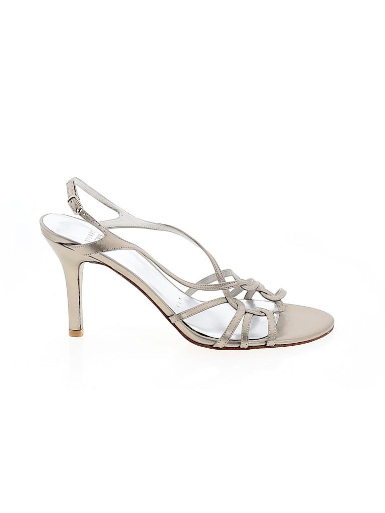 Stuart Weitzman Women Heels Size 9 1/2