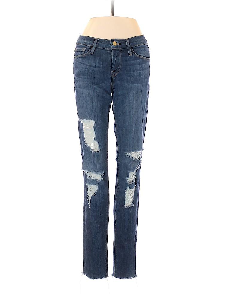 FRAME Denim Women Jeans 24 Waist