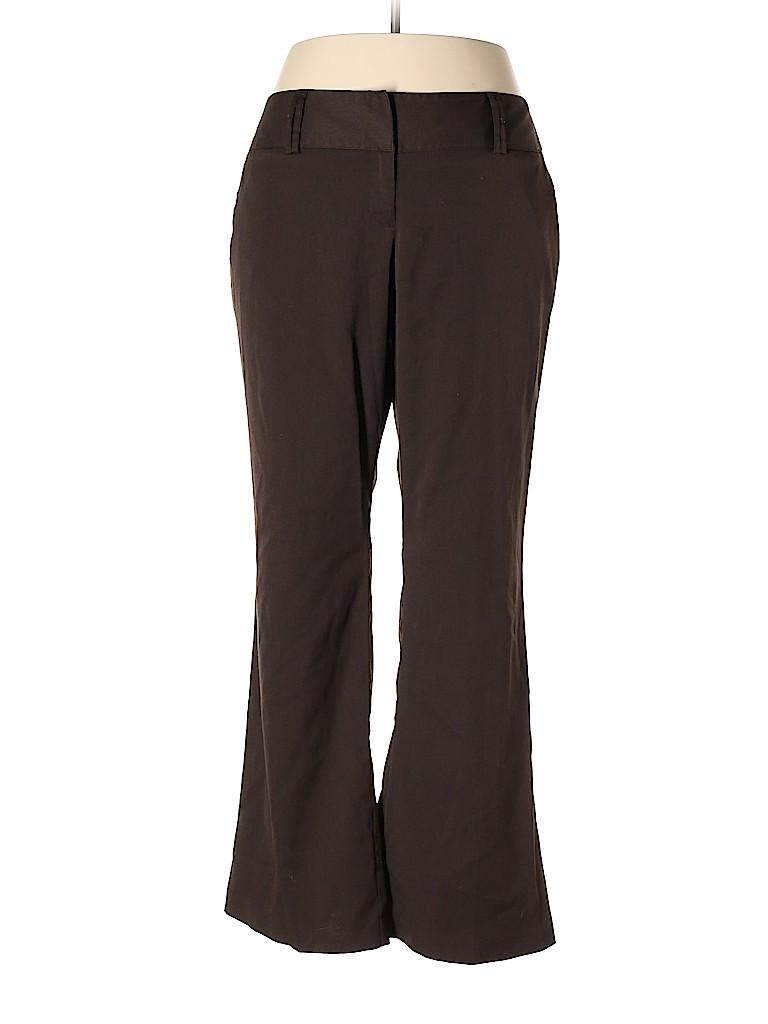 No Boundaries Women Dress Pants Size 19