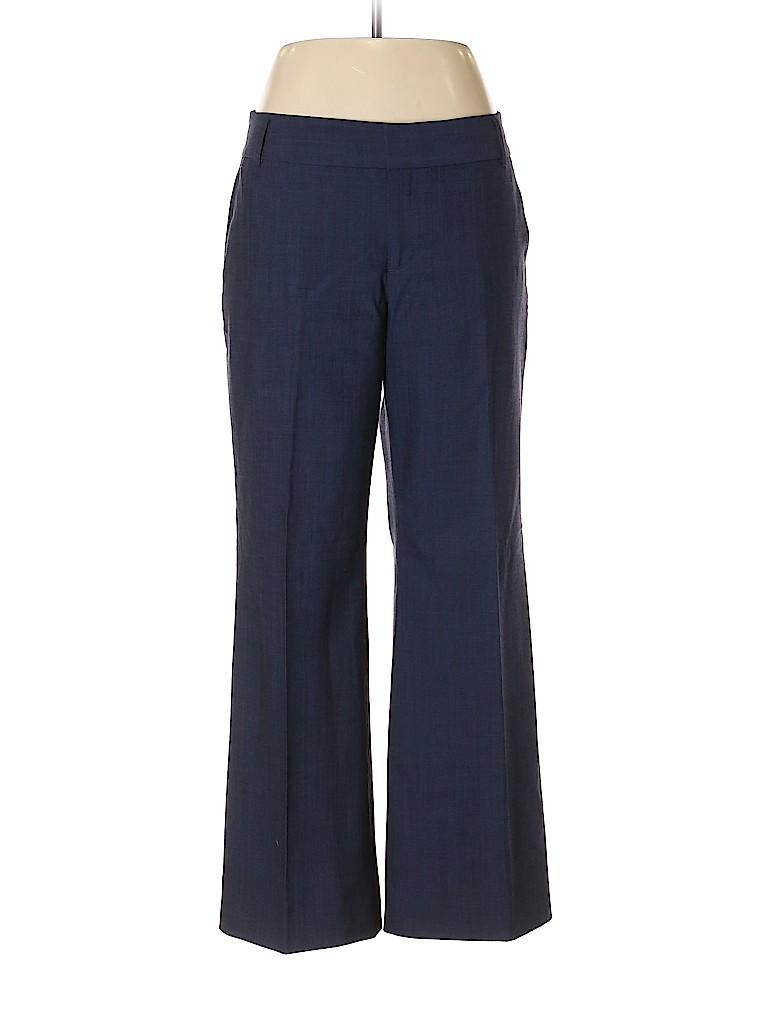 Banana Republic Women Wool Pants Size 10 (Petite)