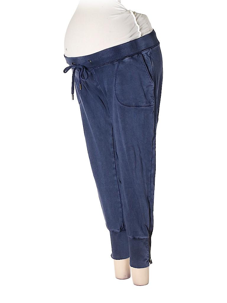 A Pea in the Pod Women Sweatpants Size XS (Maternity)