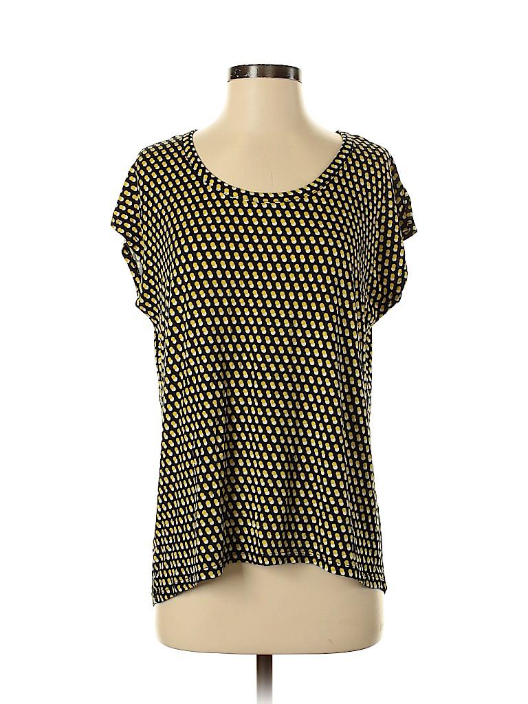 MICHAEL Michael Kors Women Short Sleeve Top Size S
