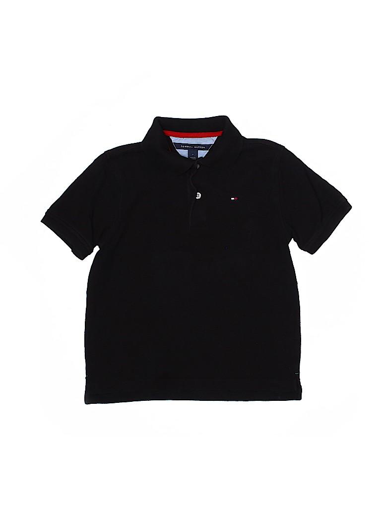 Tommy Hilfiger Boys Short Sleeve Polo Size 7
