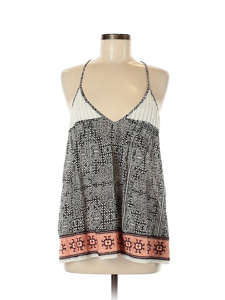 Joie Women Sleeveless Blouse Size M