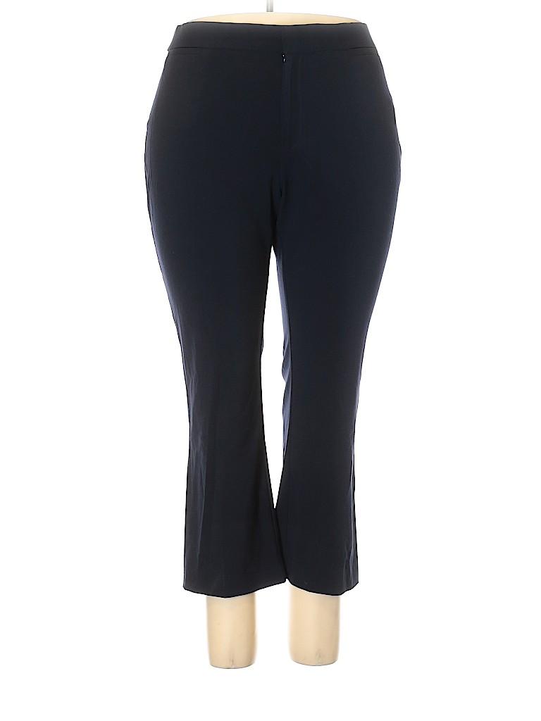 Catherines Women Dress Pants Size 18 (Plus)