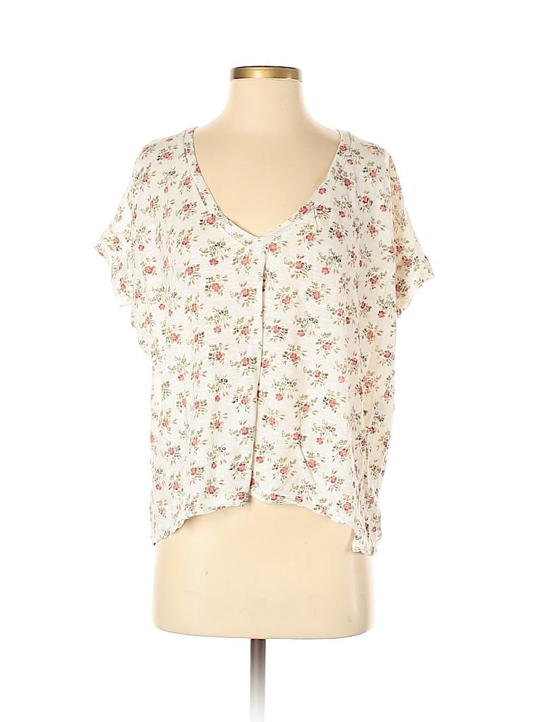 Brandy Melville Women Short Sleeve Top One Size