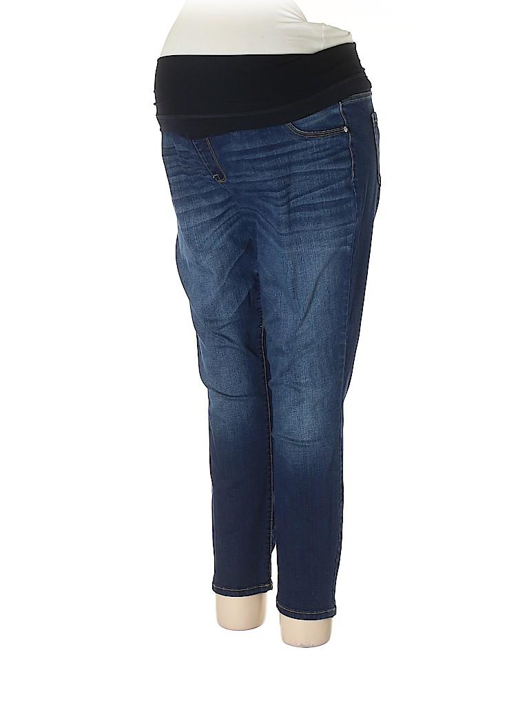 Liz Lange Maternity for Target Women Jeans Size XL (Maternity)