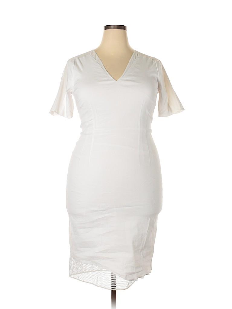 Elie Tahari Women Casual Dress Size 14