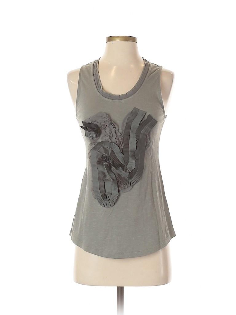 Mcginn Women Sleeveless T-Shirt Size S