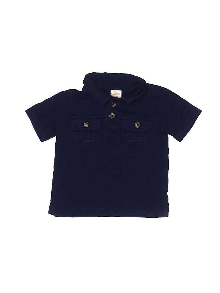 Gymboree Boys Short Sleeve Polo Size 12-18 mo