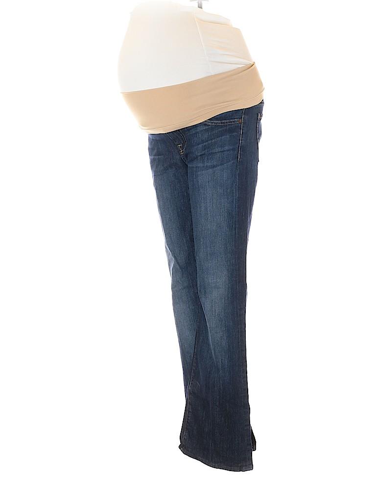 A Pea in the Pod Women Jeans 25 Waist (Maternity)