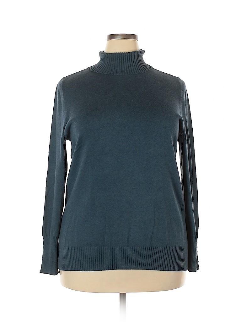 Lane Bryant Women Turtleneck Sweater Size 18 - 20 Plus (Plus)