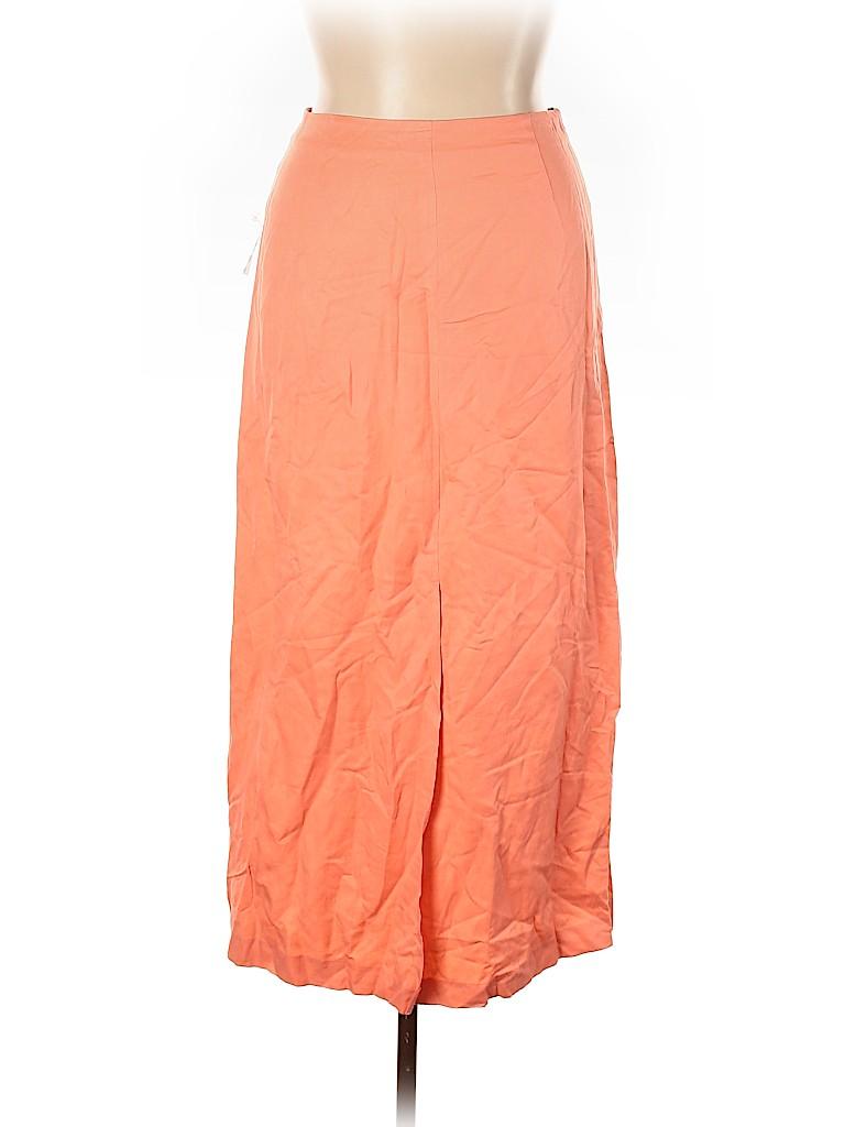 Worthington Women Silk Skirt Size 14