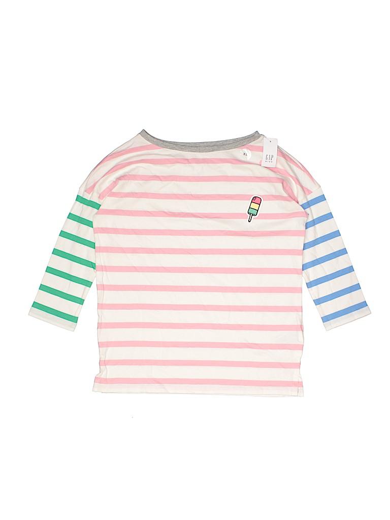 Gap Kids Girls Long Sleeve T-Shirt Size X-Large (Youth)