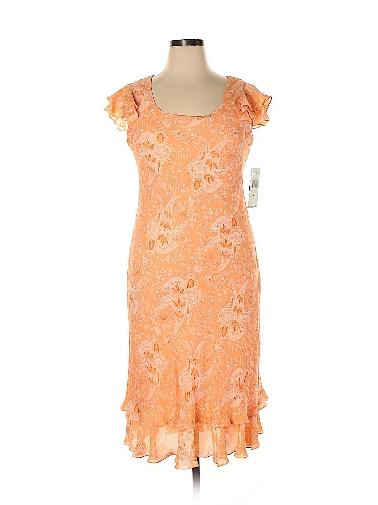 Jones New York Signature Women Casual Dress Size 14