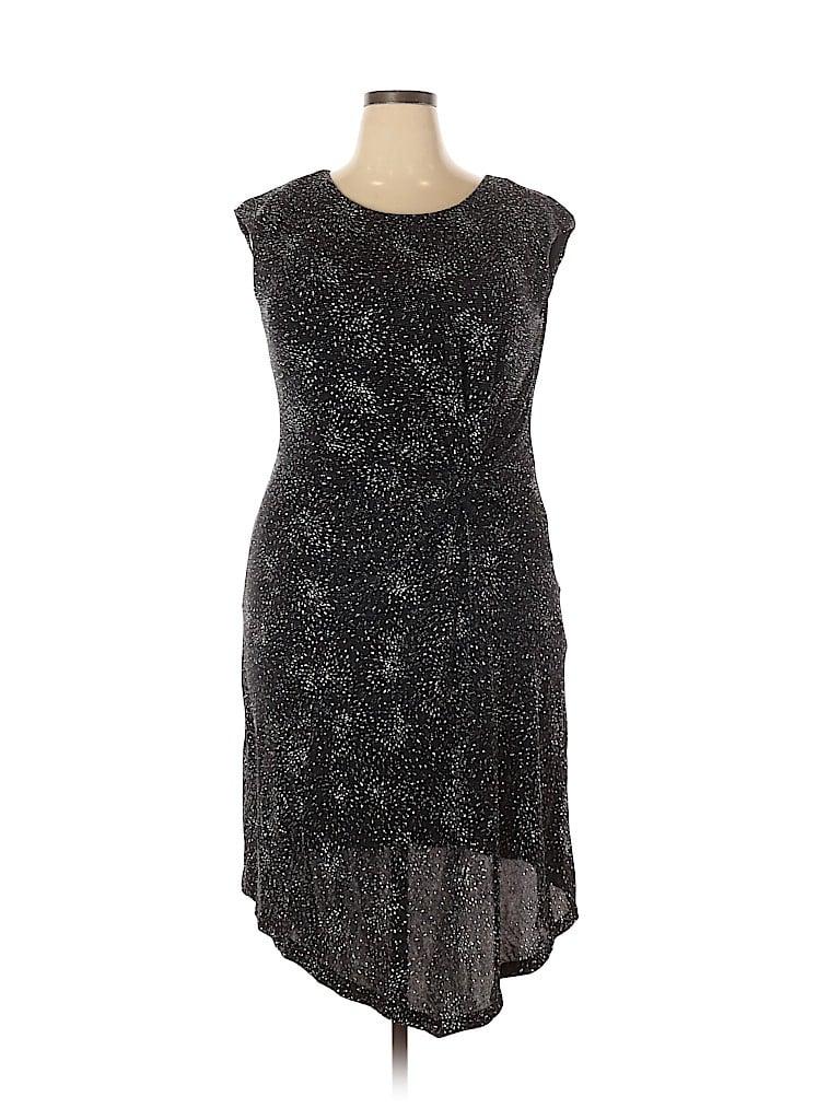 Style&Co Women Cocktail Dress Size 18 (Plus)