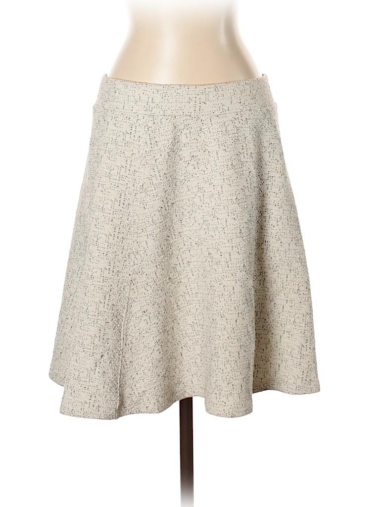 Ann Taylor Women Casual Skirt Size S