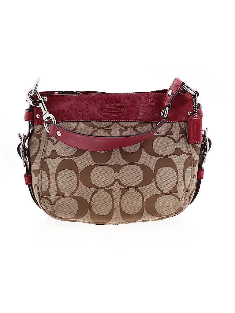 Coach Factory Women Shoulder Bag One Size