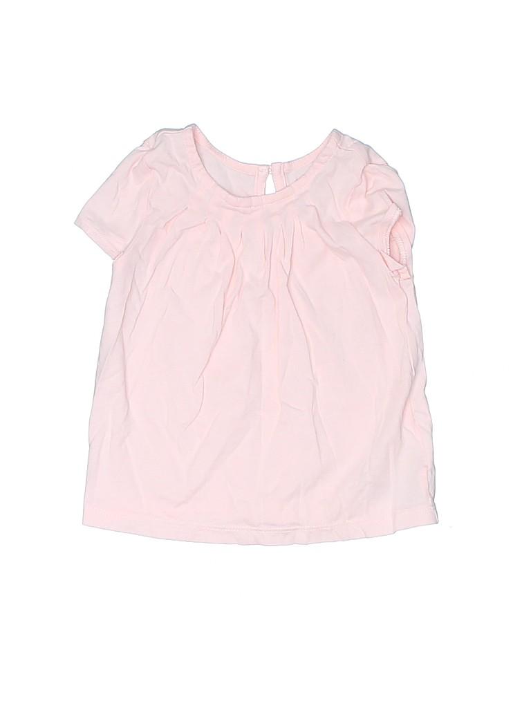 Baby Gap Girls Short Sleeve Top Size 18-24 mo