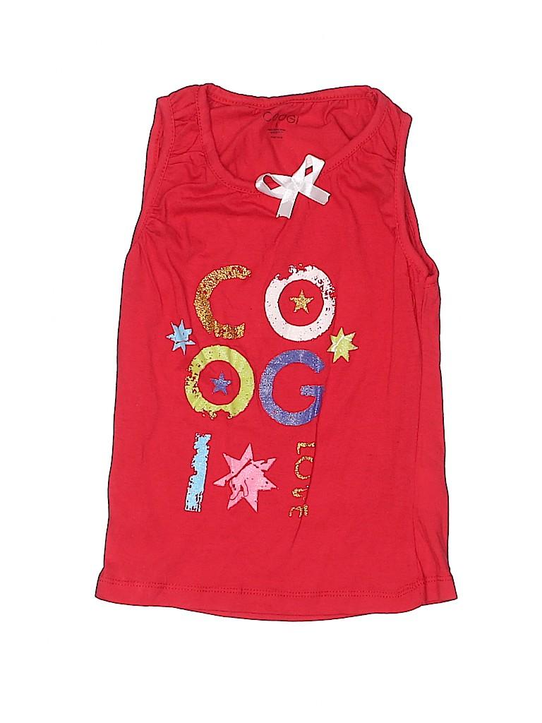 Coogi Girls Tank Top Size 5