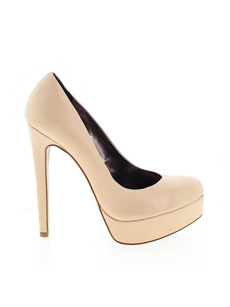 Cathy Jean Women Heels Size 7 1/2