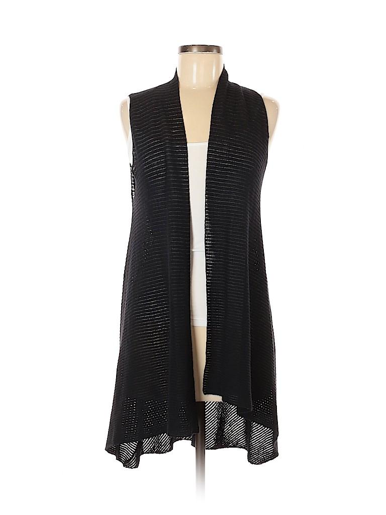 Eileen Fisher Women Wool Cardigan Size M
