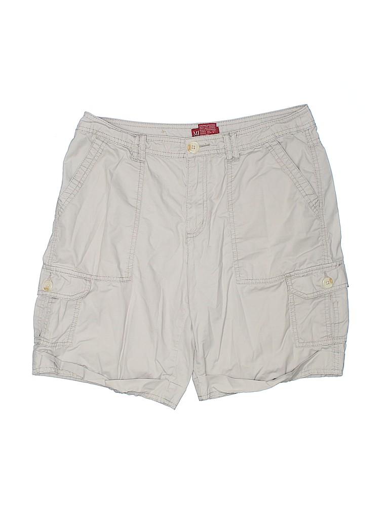 Merona Women Cargo Shorts Size 8