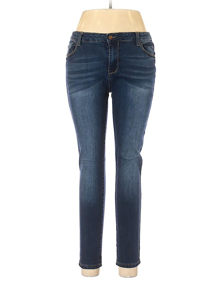 Encore Women Jeans Size 15