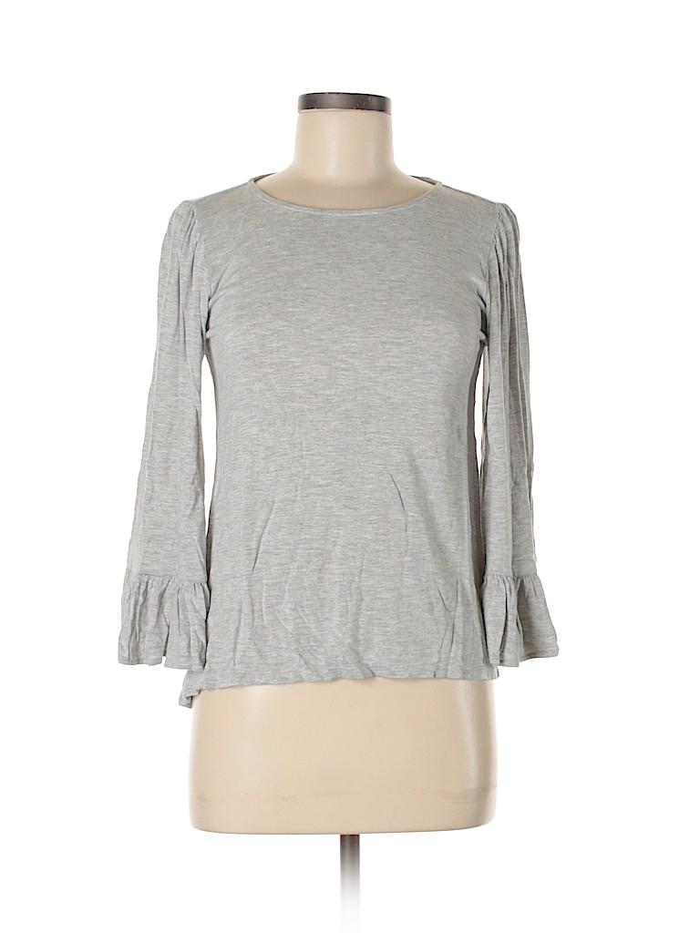 Ann Taylor LOFT Women Long Sleeve Top Size XS