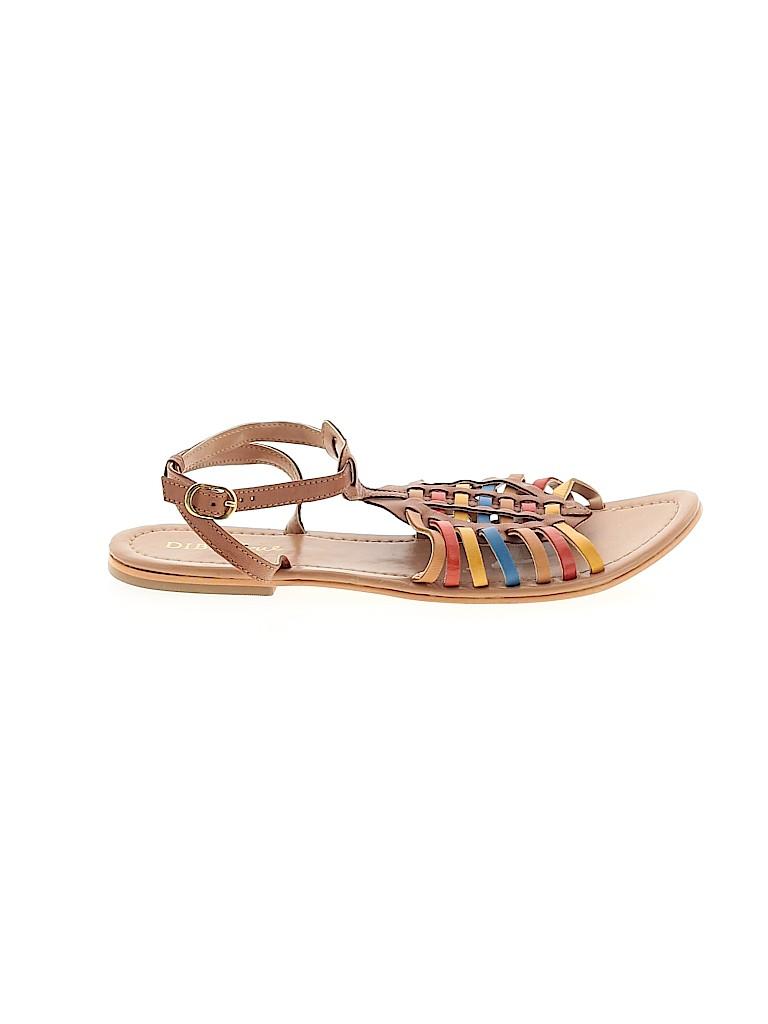 Diba True Women Sandals Size 9 1/2