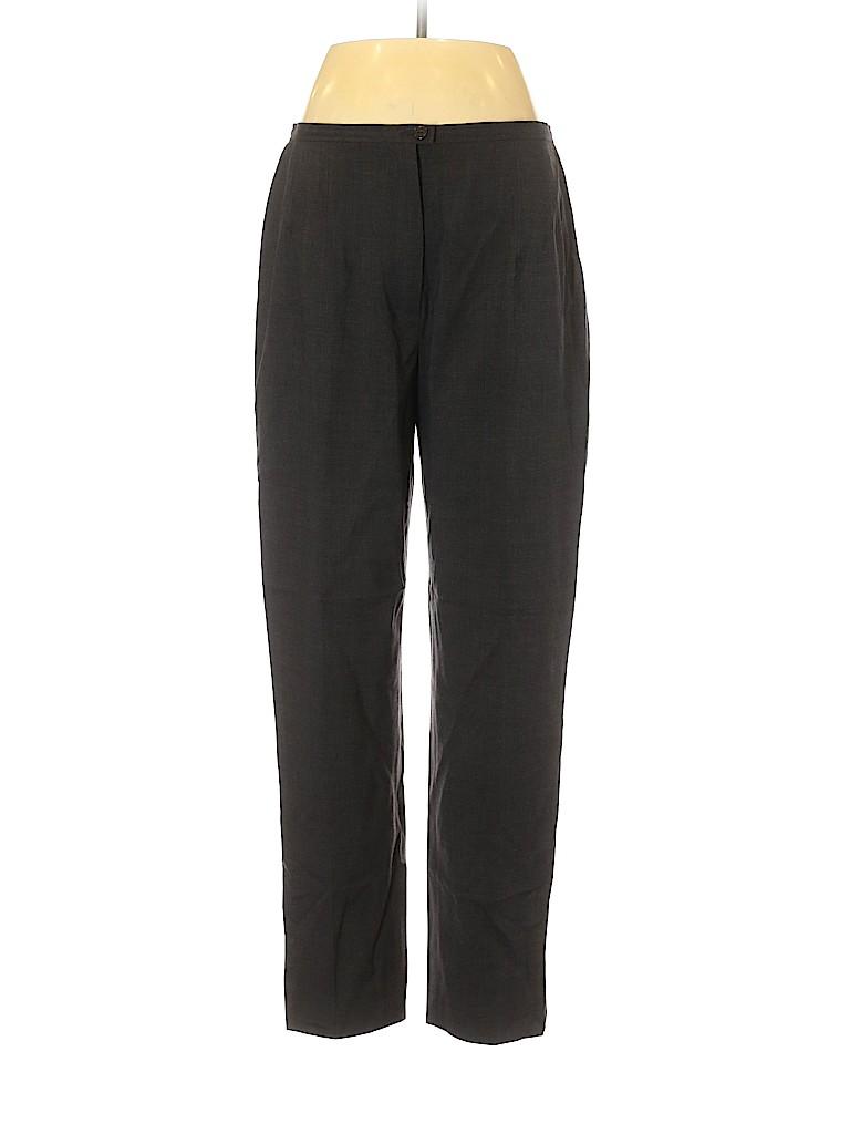 Escada Women Wool Pants Size 40 (EU)