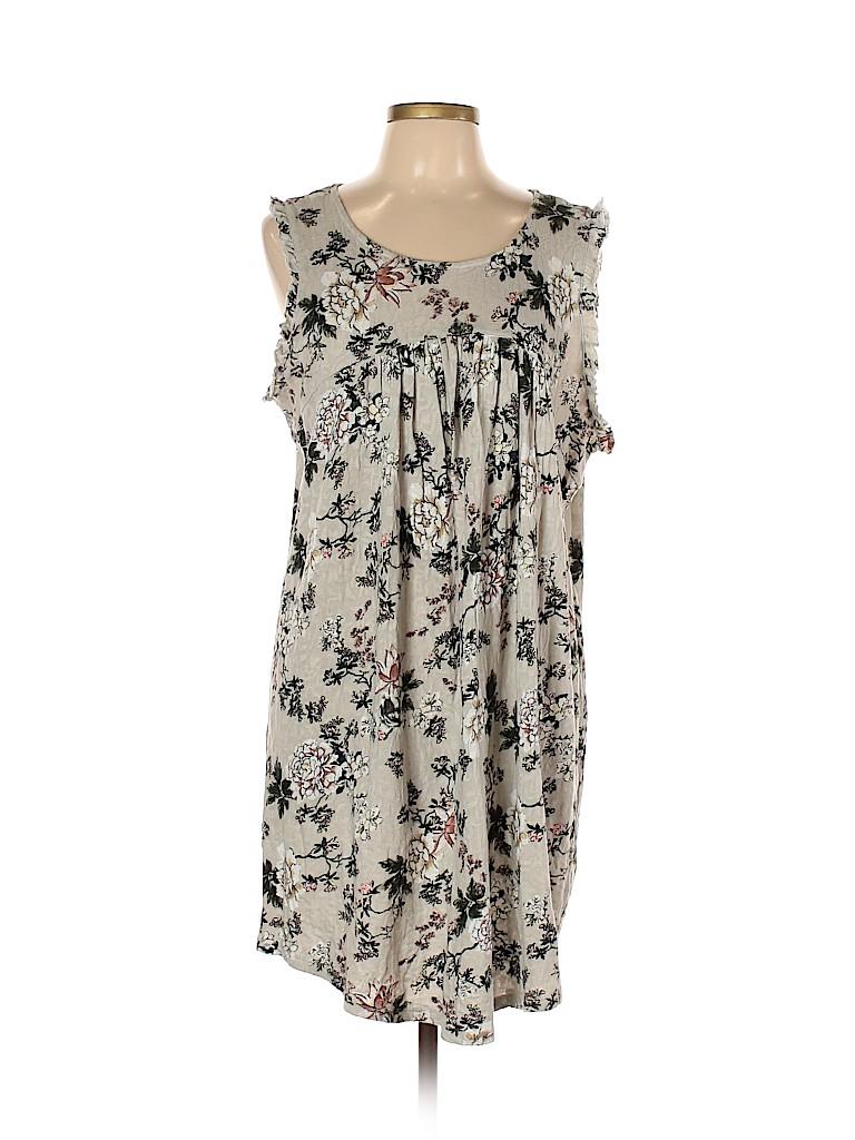 Lucky Brand Women Casual Dress Size L