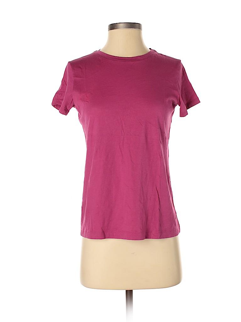 Vince. Women Short Sleeve T-Shirt Size XS