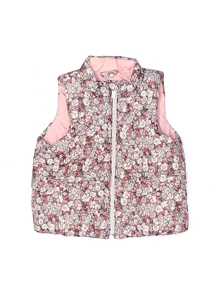 Baby Gap Girls Vest Size 12-18 mo