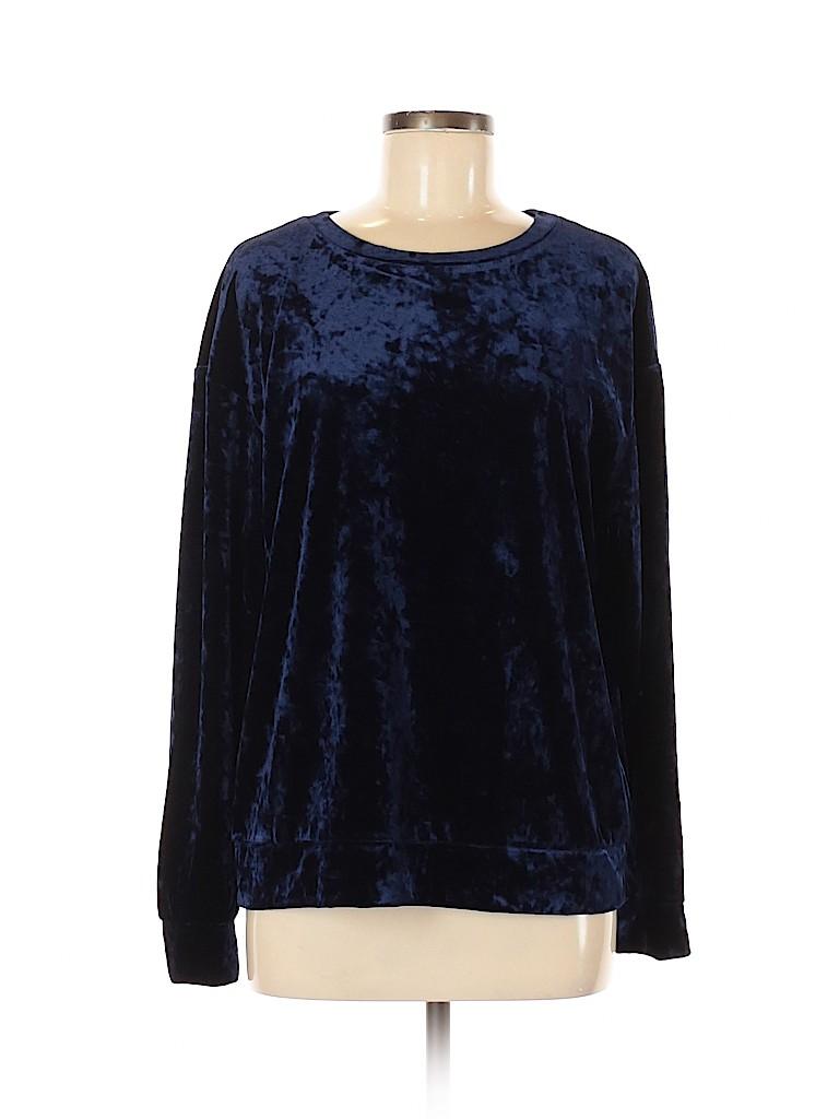 H&M Women Long Sleeve Top Size M