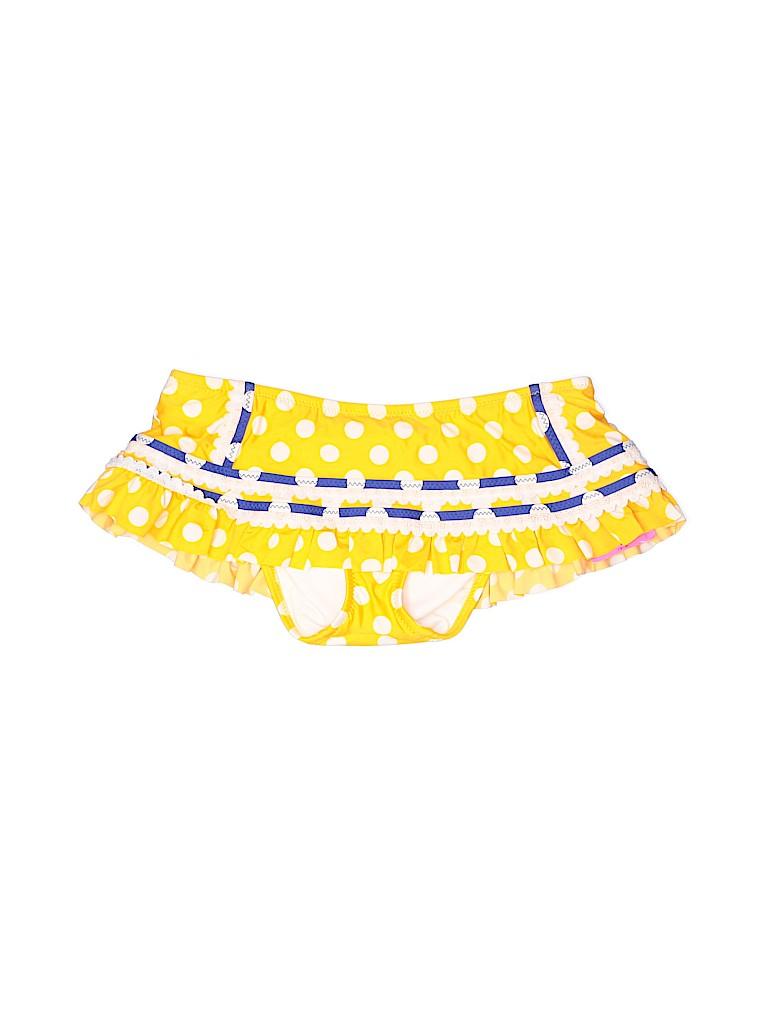 Betsey Johnson Women Swimsuit Bottoms Size S