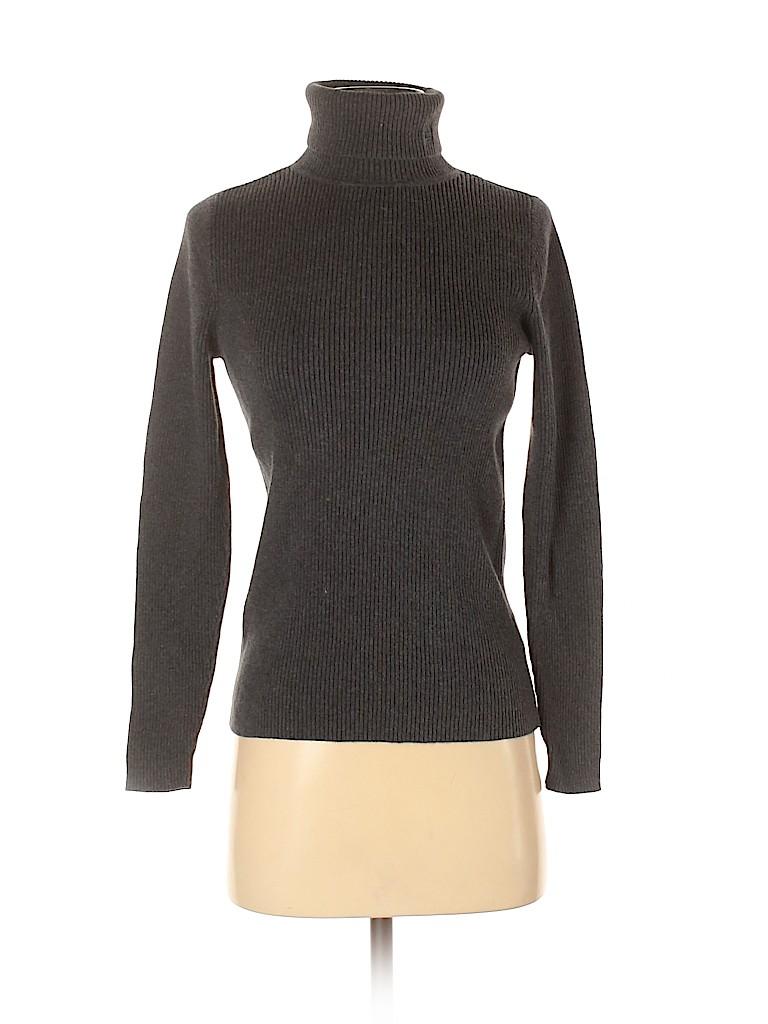 Lauren by Ralph Lauren Women Turtleneck Sweater Size S