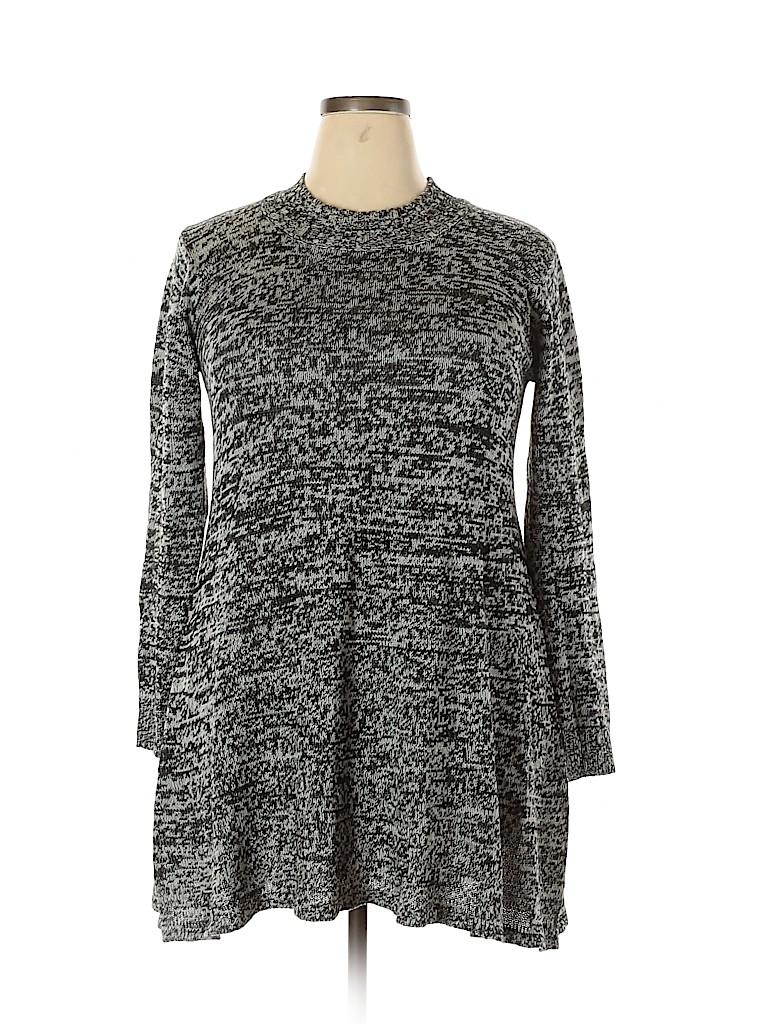 Ultra Flirt Women Casual Dress Size 1X (Plus)
