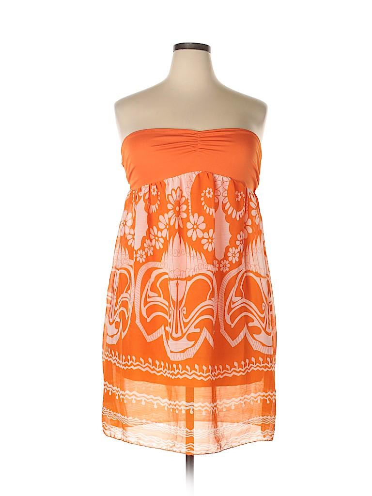 Erica Brooke Women Casual Dress Size 14