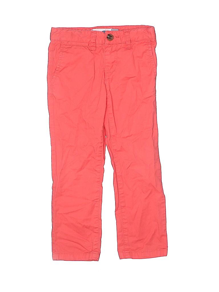 Old Navy Girls Khakis Size 4T