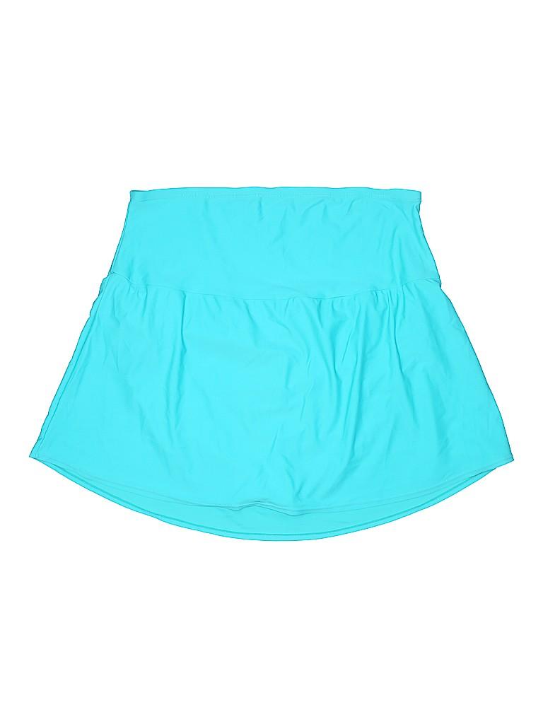 St. John's Bay Women Swimsuit Bottoms Size 24 (Plus)