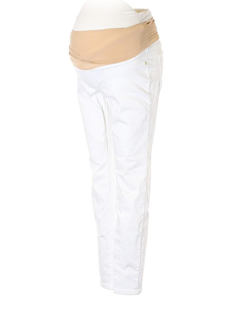 LED Luxe Essentials Denim Women Jeans 29 Waist (Maternity)