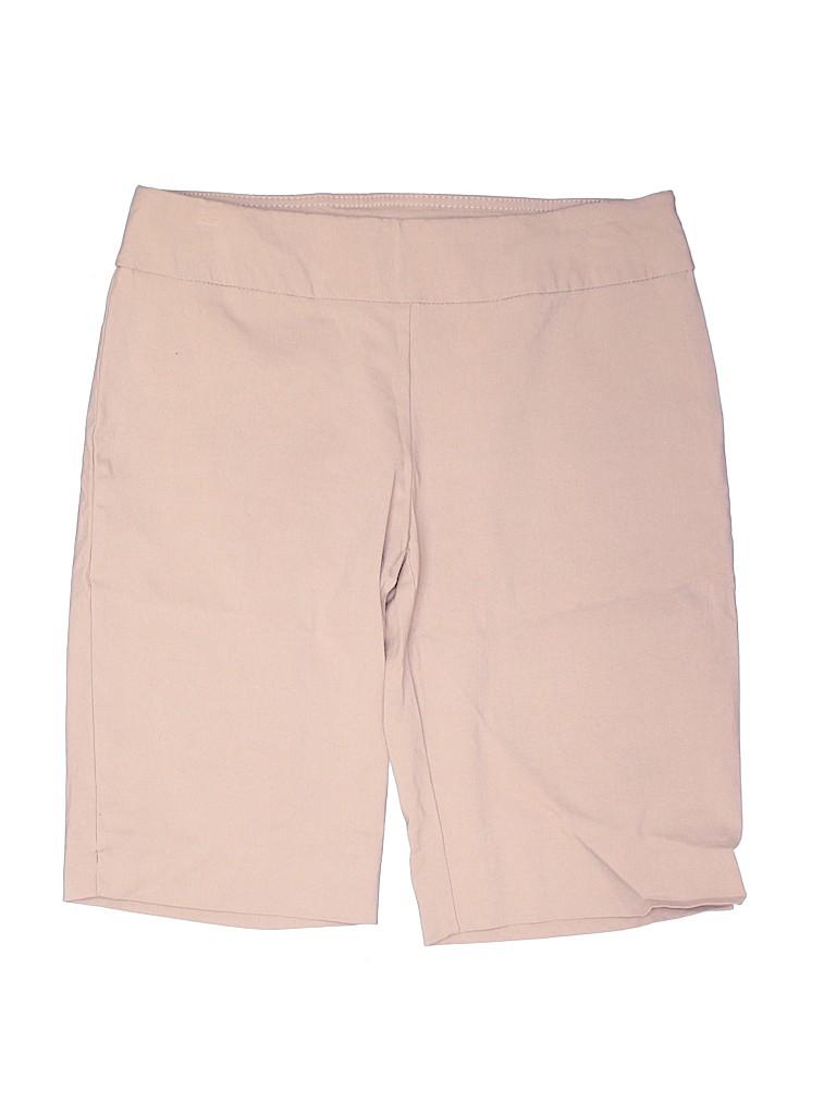 Zac & Rachel Women Dressy Shorts Size 12