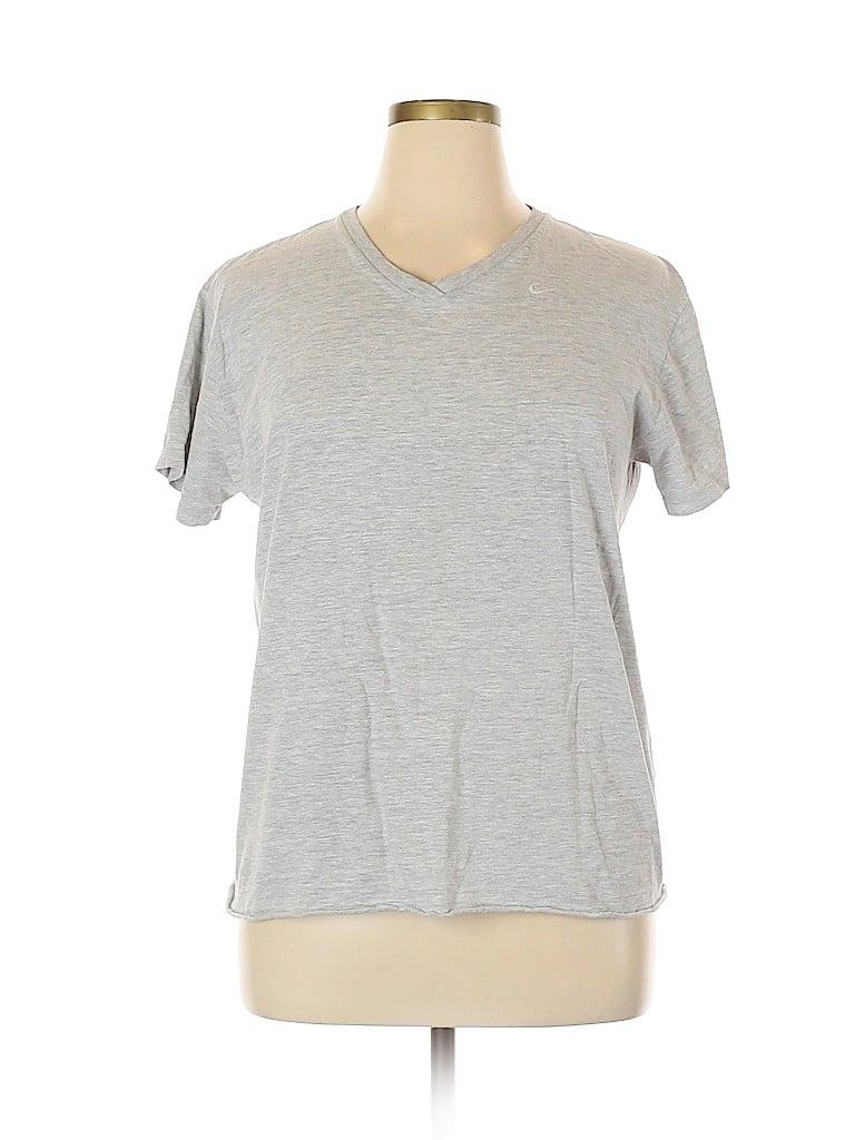 Nike Women Active T-Shirt Size XL