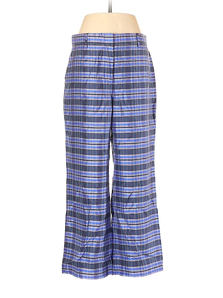 J. Crew Women Silk Pants Size 8