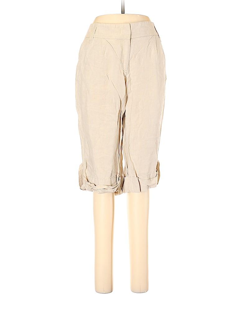 J. Crew Women Linen Pants Size 12