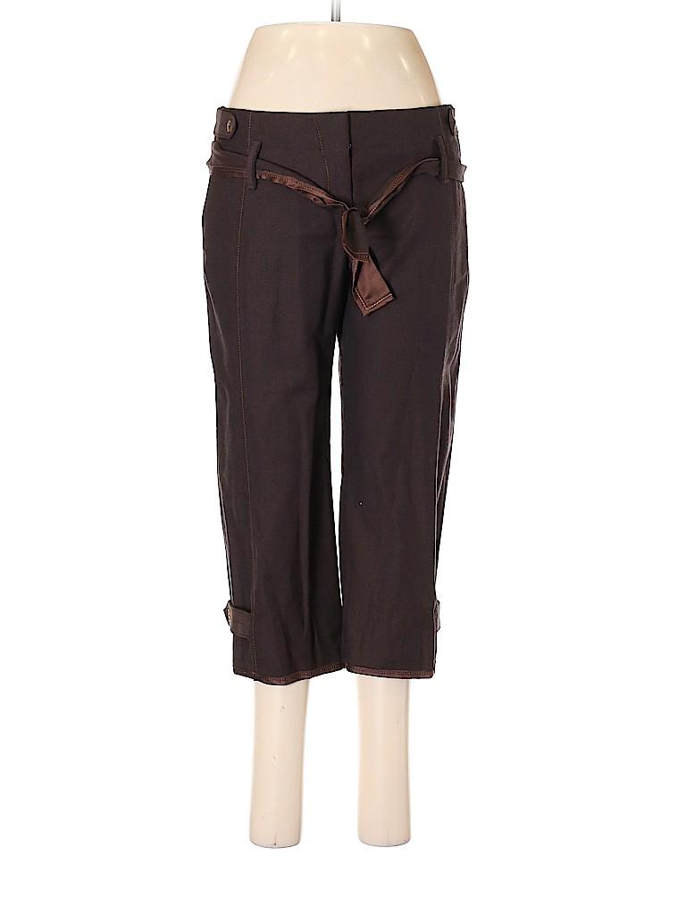Elie Tahari Women Wool Pants Size 6